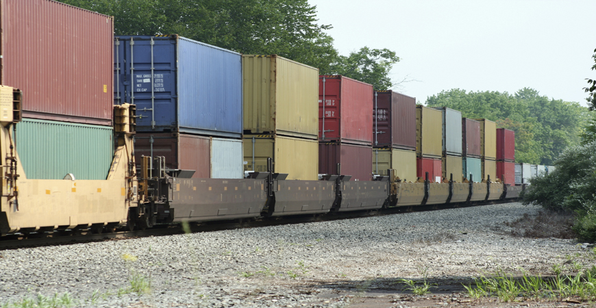 Intermodal by Rail